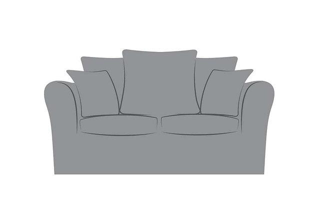 Dakota Small Pillow Back Sofa