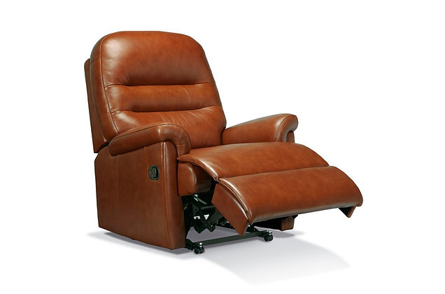 Seaton Leather Royale Recliner Chair