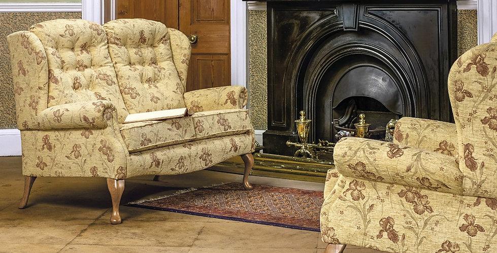 Lambeth Fireside Upholstery - 2 Seater Sofa & Chair