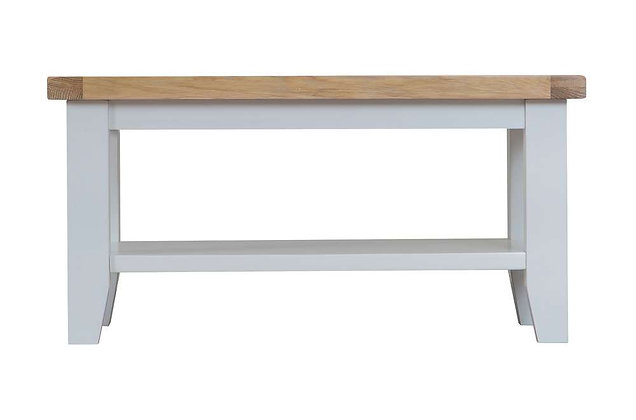 Country Small Coffee Table (Ferndown Grey)