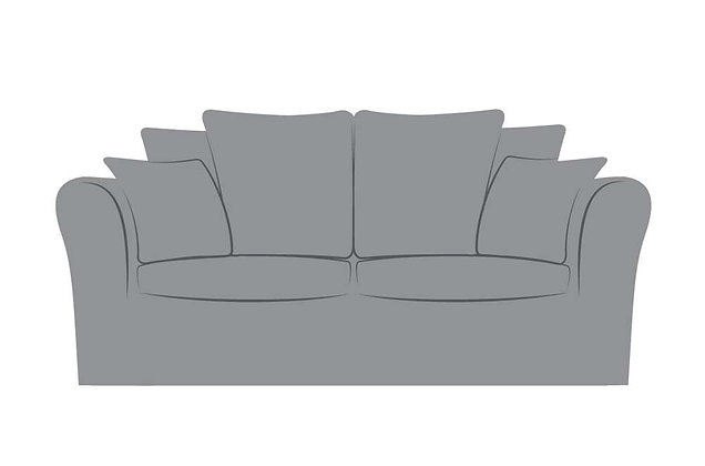 Florence 3 Seater Pillow Back Sofa