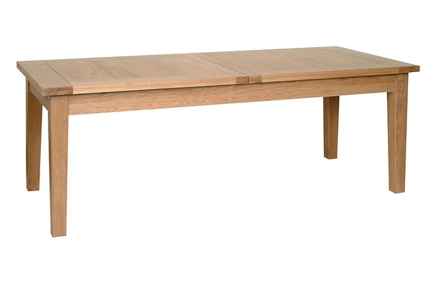 Sussex Large Extending Dining Table (2 Leaf)