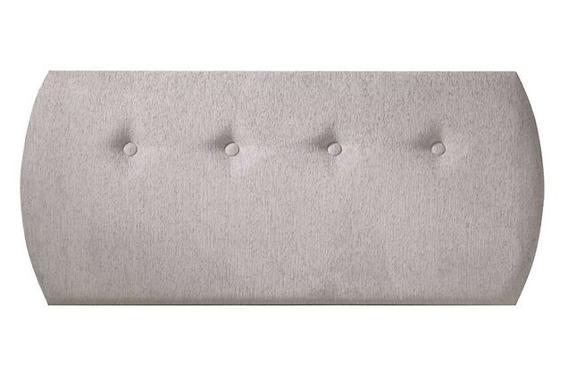 Juliet Fabric Upholstered Headboard