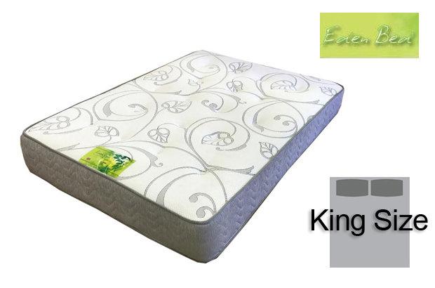 Eden Beds Jasmine King Size Mattress
