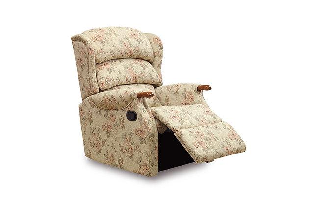 Andorra Petite Manual Recliner Chair