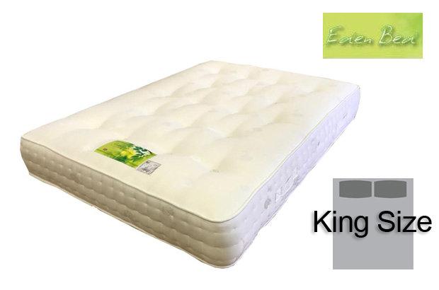 Eden Beds Pocket 1000 King Size Mattress
