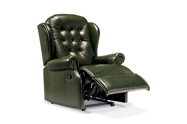 Lambeth Leather Standard Recliner Chair