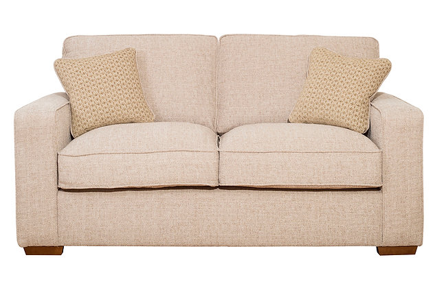 Lewis 140cm 3 Seater Sofa Bed