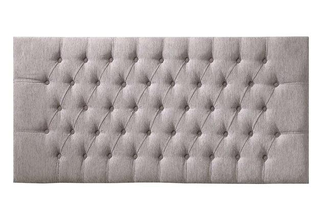 Mayfair Fabric Upholstered Headboard