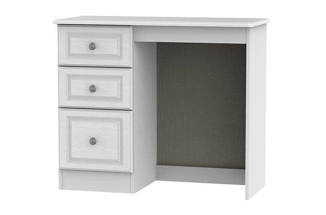 Denton 3 Drawer Vanity Dressing Table