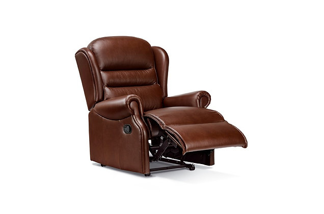 Vienna Leather Standard Recliner Chair