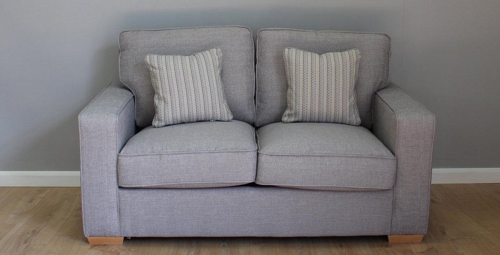 Lewis 2 Seater 120cm Fabric Sofa Bed