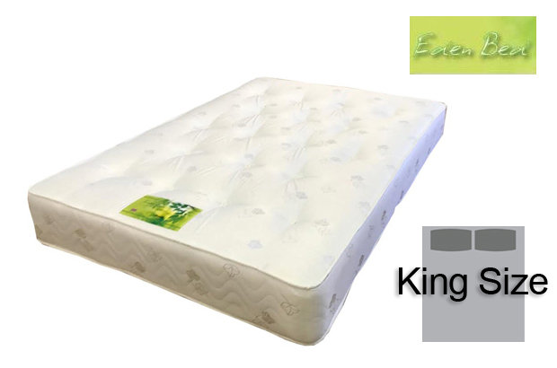 Eden Beds Sensation King Size Mattress