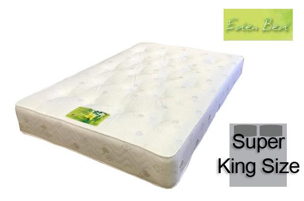 Eden Beds Sensation Super King Size Mattress
