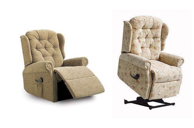 Newbury Low Seat Lift & Tilt Recliner Chair