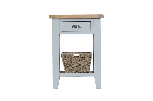 Country Telephone Table (Ferndown Grey)