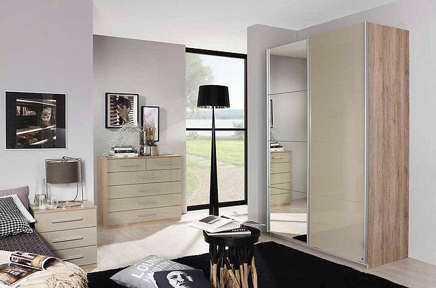 Collection 12 - 181 x 197cm Sliding Door Wardrobe