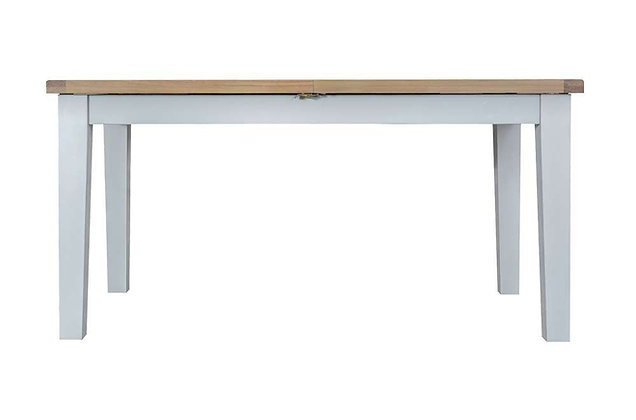 Country 1.2m Butterfly Extending Table (Ferndown Grey)