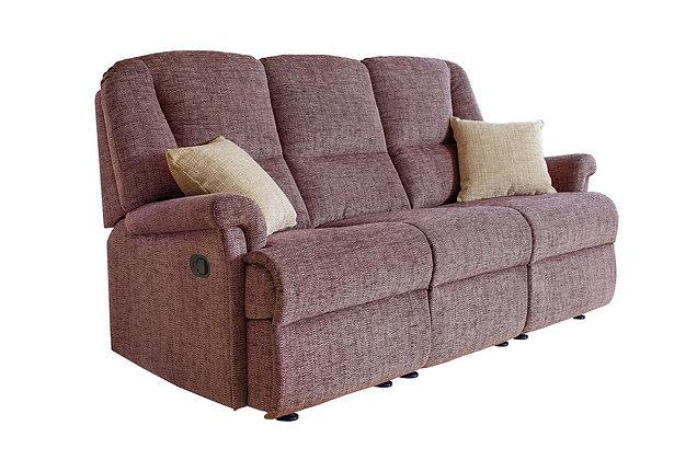Weymouth Standard 3 Seater Recliner Sofa