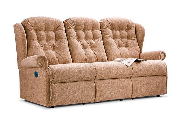 Lambeth Small 3 Seater Recliner Sofa