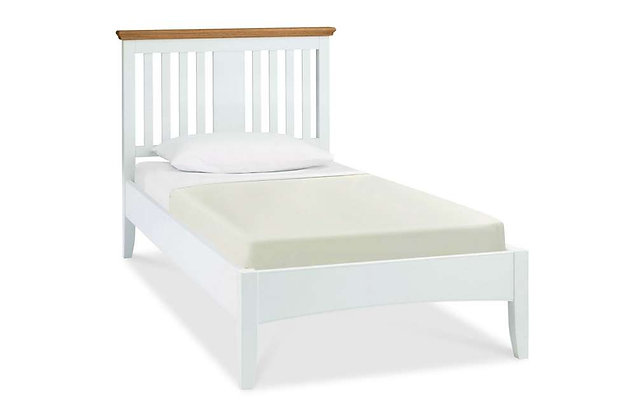 Hampstead Two Tone 135cm Double Bedstead