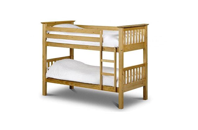 Shaker Pine Bunk Bed