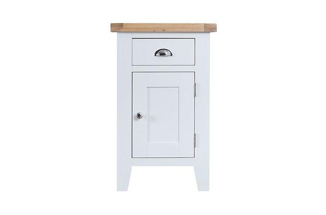 Country Small Cupboard (Wimborne White)