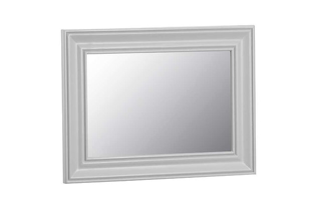 Country Wall Mirror (Ferndown Grey)