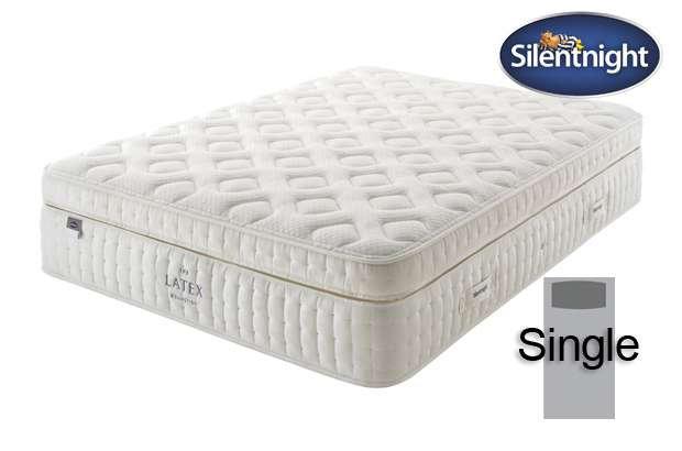 Silentnight Mirapocket Latex Pocket 2000 Single Mattress