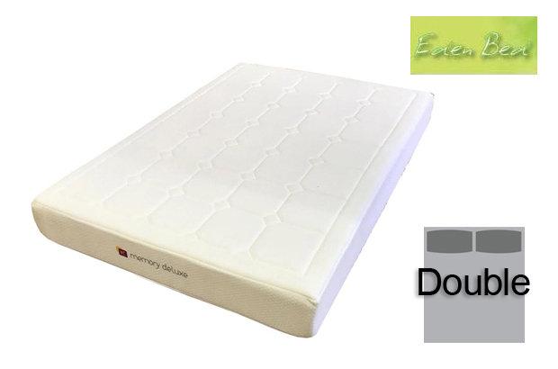 Eden Beds Memory Deluxe Double Mattress
