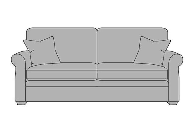 Victoria Extra Large Sofa