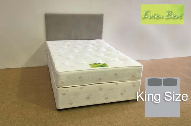 Eden Beds Sensations King Size Divan