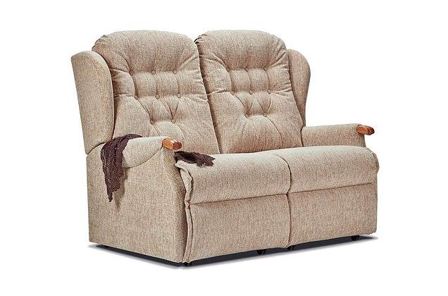 Lambeth Knuckle Standard 2 Seater Sofa