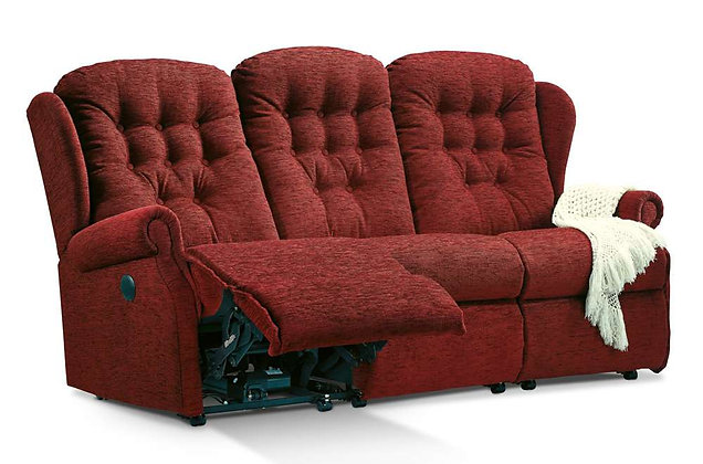 Lambeth Standard 3 Seater Recliner Sofa