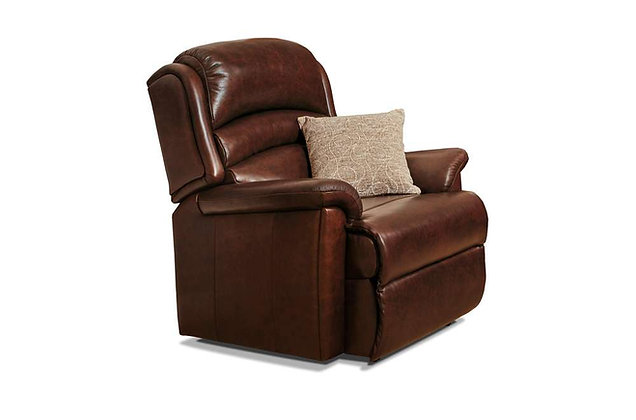 Warminster Leather Armchair