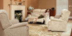 Warminster 2Seater ReclinerSofa, Recliner Chair & Armchair