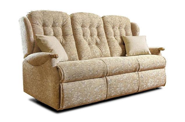 Lambeth Knuckle Standard 3 Seater Sofa