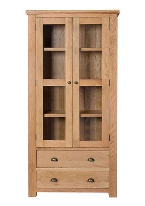 Quebec Display Cabinet
