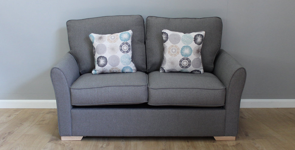 Coniston 2 Seater 120cm Fabric Sofa Bed