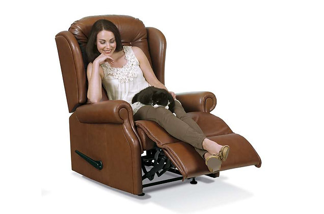 Lambeth Leather Royale Recliner Chair