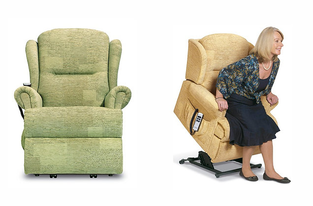 Monty Standard Lift & Rise Care Recliner Chair
