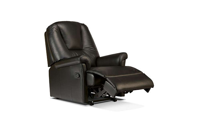 Weymouth Leather Petite Recliner Chair