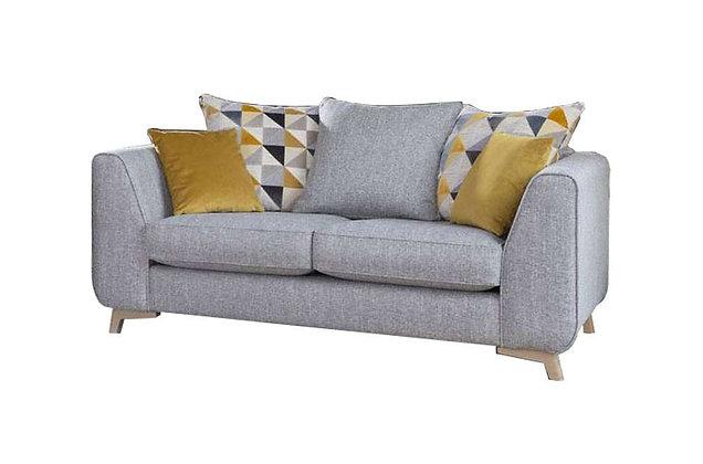 Hampton 2 Seater Pillow Back Sofa