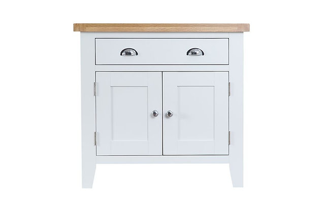 Country Small Sideboard (Wimborne White)