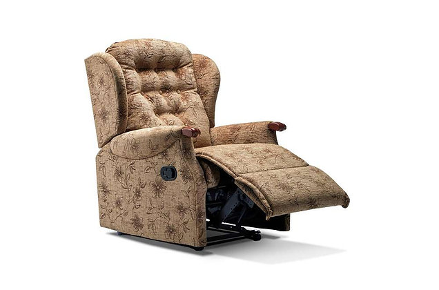 Lambeth Knuckle Small Recliner Chair