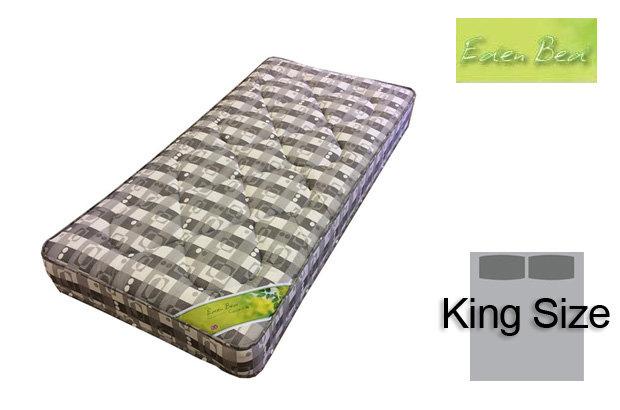 Eden Beds Deep Quilt King Size Mattress