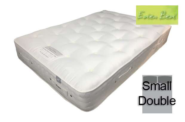 Eden Kingsdale Natural Silk 1400 Small Double Mattress