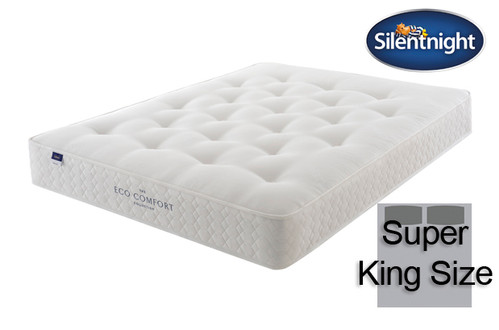 Silentnight Eco Comfort Miracoil Ortho Super King Size