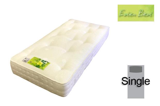 Eden Beds Pocket 1000 Single Mattress