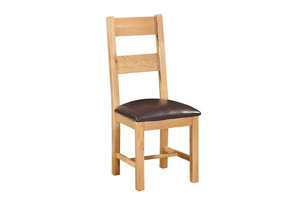 Sussex Ladder Back Dining Chair (Pair)